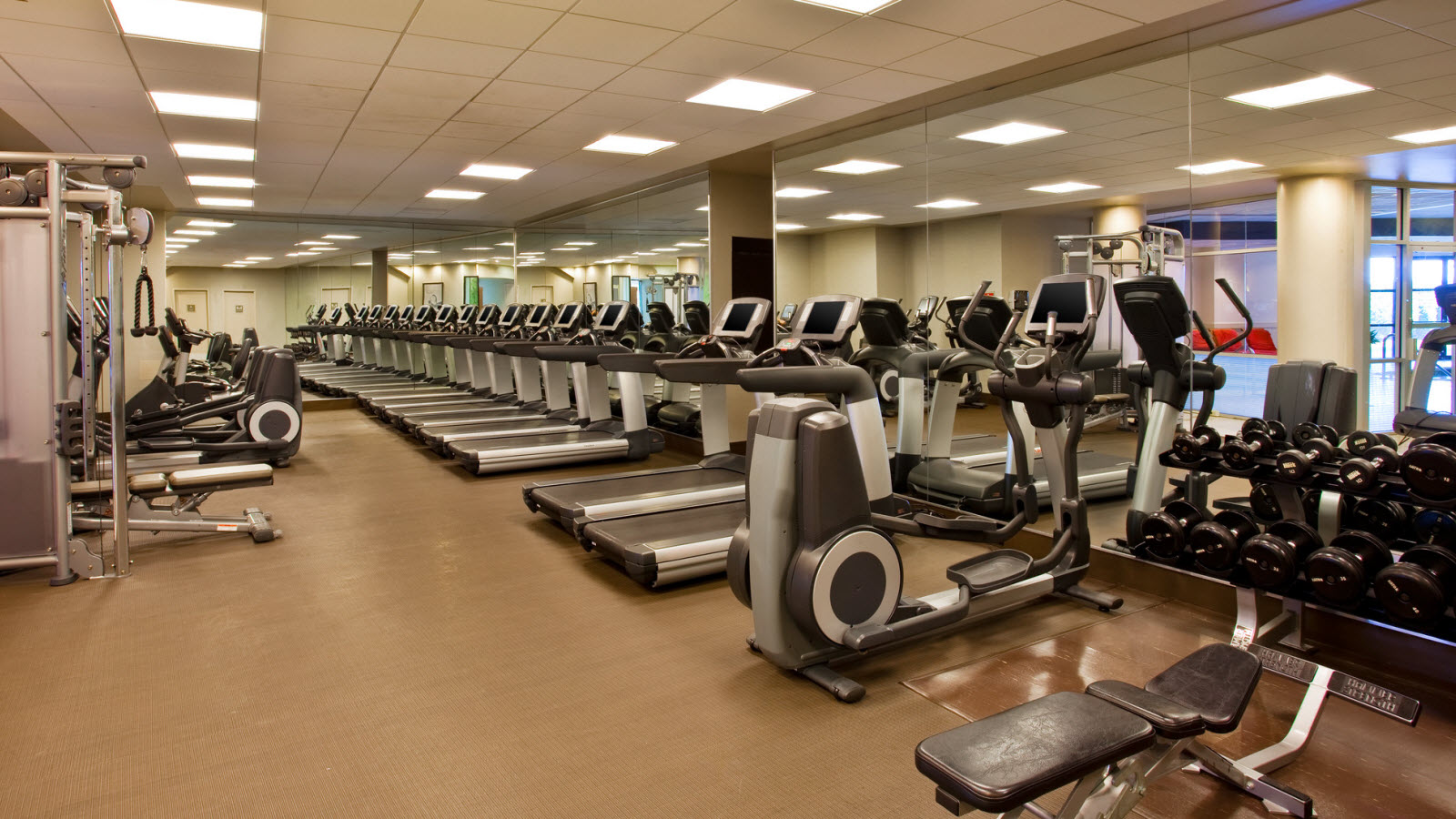 Hotel Features - WestinWORKOUT® Fitness Studio