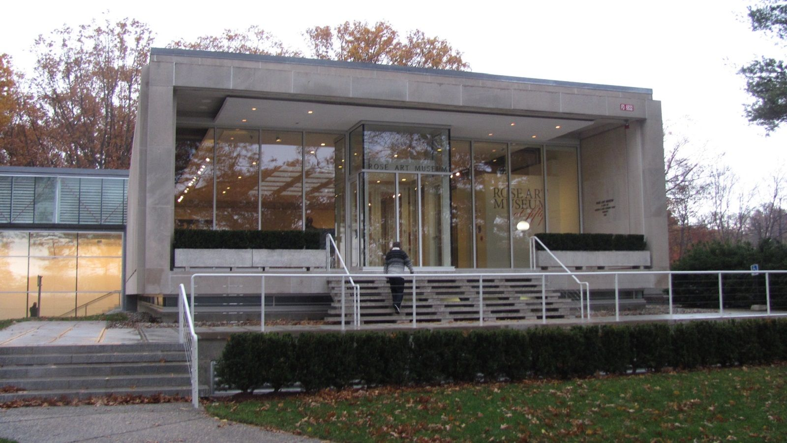 Things to do in Waltham Rose Art Museum