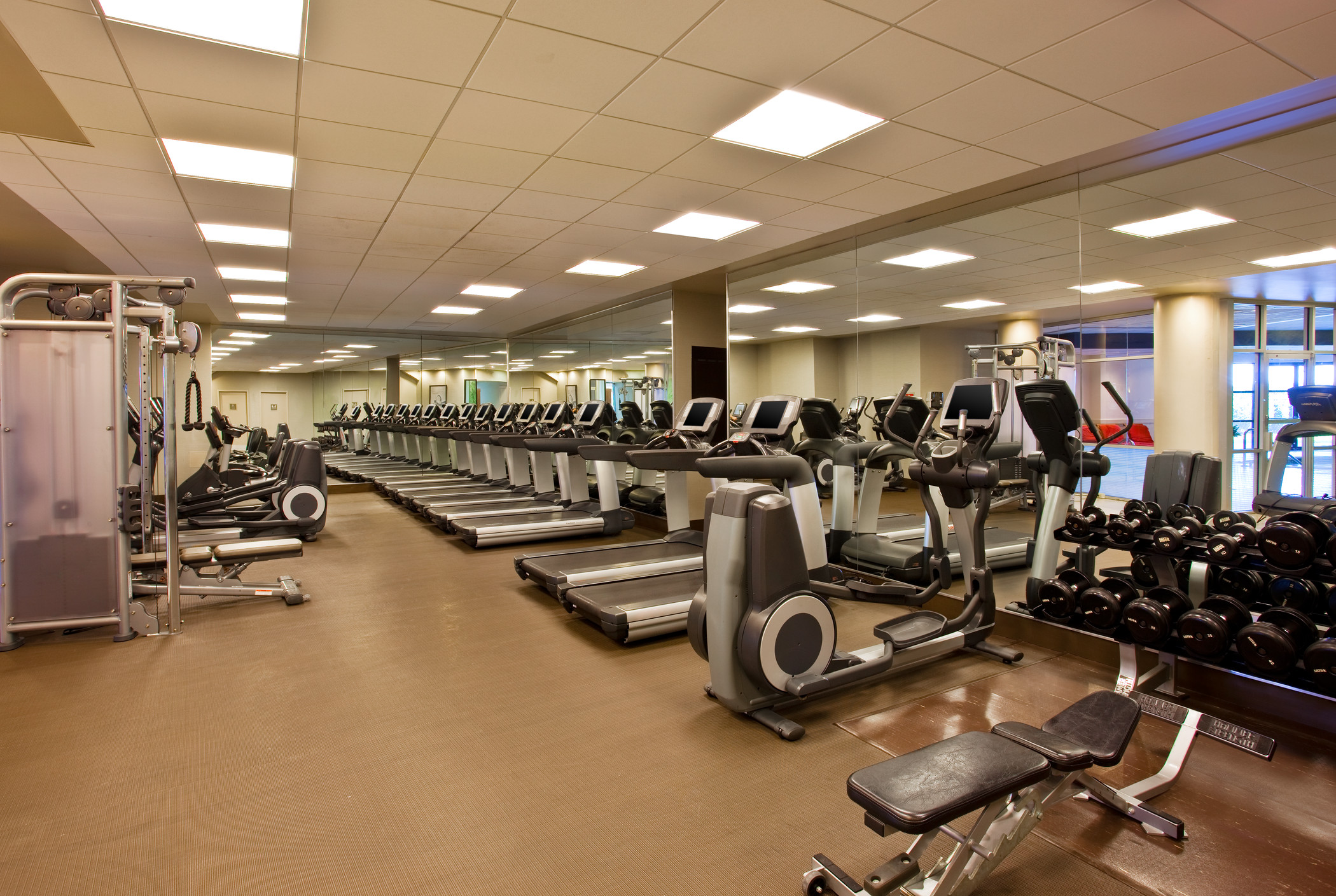 Westinworkout fitness studio the westin waltham boston for 24 hour tanning salon las vegas